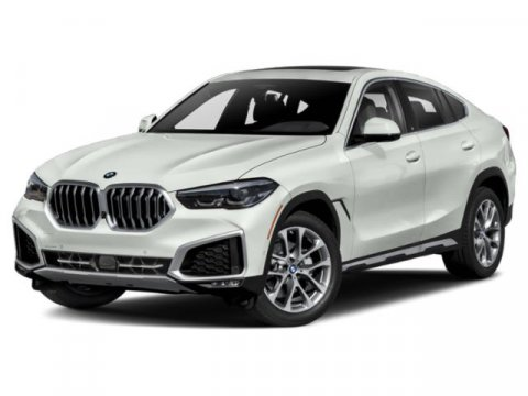 new 2021 BMW X6 car, priced at $72,695