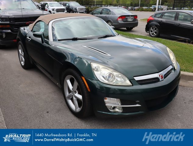 used 2009 Saturn Sky car, priced at $14,782
