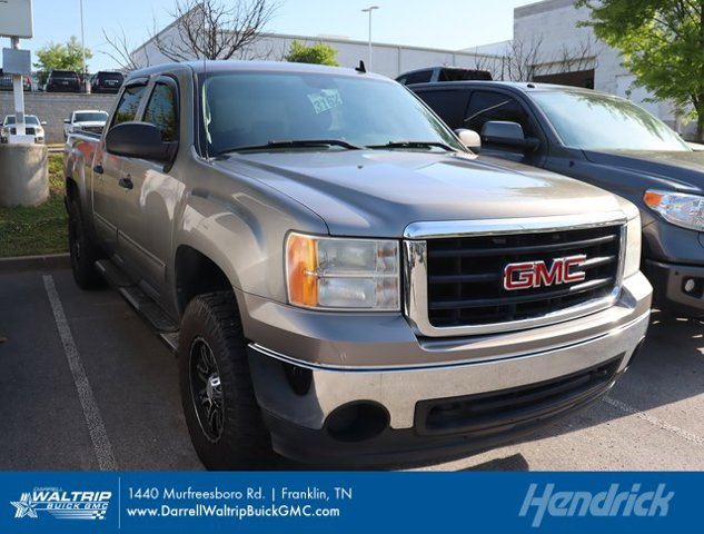 used 2008 GMC Sierra 1500 car, priced at $16,392