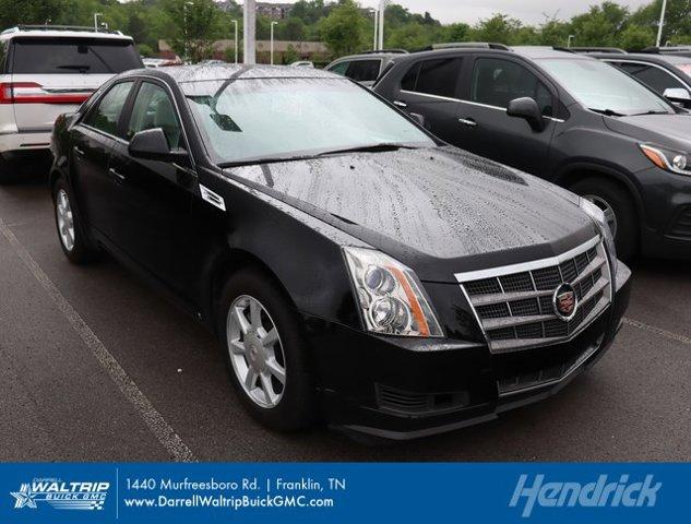 used 2008 Cadillac CTS car, priced at $9,256