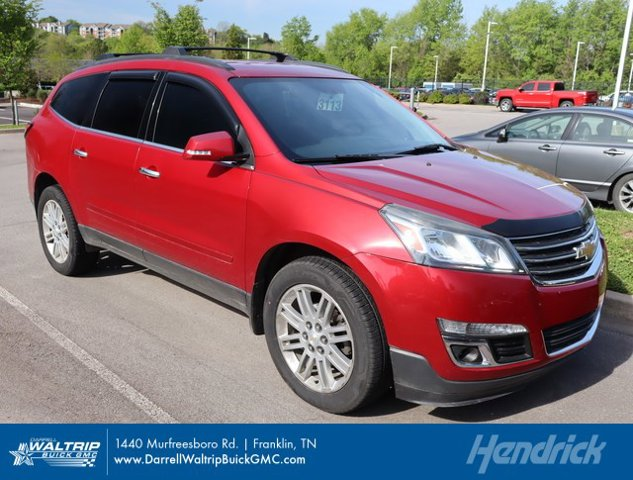 used 2014 Chevrolet Traverse car, priced at $15,899