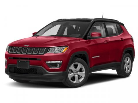 used 2018 Jeep Compass car, priced at $24,000