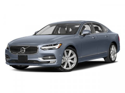 used 2017 Volvo S90 car, priced at $27,888