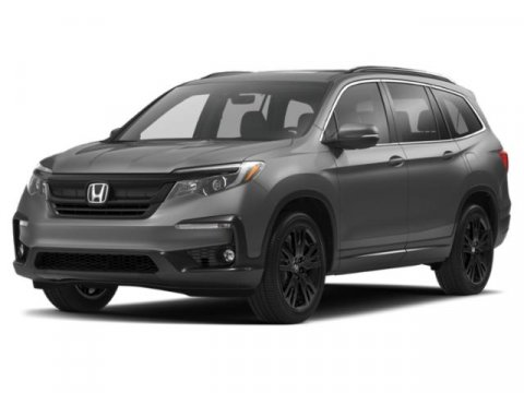 new 2021 Honda Pilot car, priced at $42,475