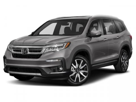 new 2021 Honda Pilot car, priced at $46,340