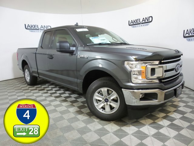 new 2020 Ford F-150 car, priced at $41,255