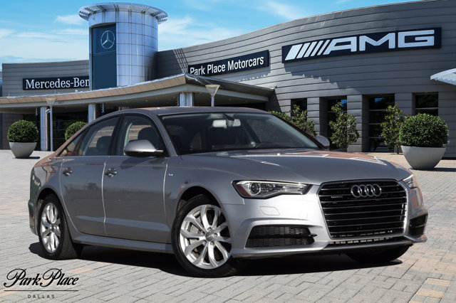 used 2018 Audi A6 car, priced at $28,768