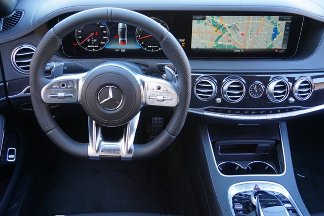 new 2020 Mercedes-Benz S-Class car, priced at $160,625