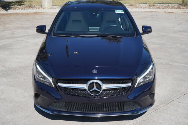 used 2018 Mercedes-Benz CLA car, priced at $23,789