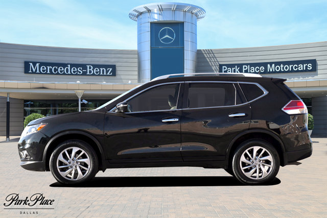 used 2016 Nissan Rogue car, priced at $15,989