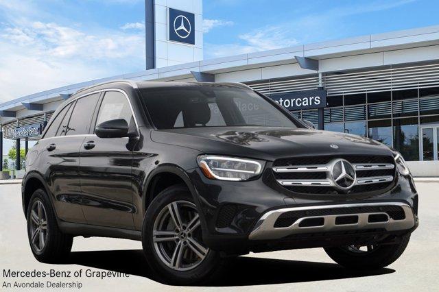 new 2021 Mercedes-Benz GLC300W car, priced at $50,080