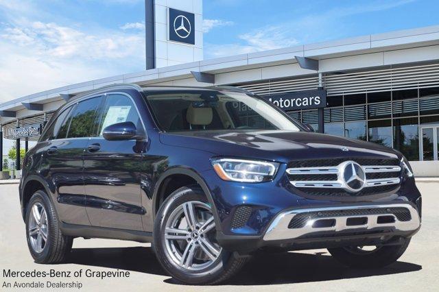 new 2021 Mercedes-Benz GLC car, priced at $47,945