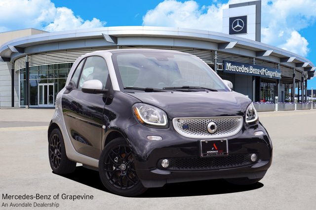 used 2018 smart ForTwo Electric Drive car, priced at $19,982