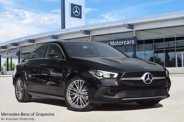 new 2021 Mercedes-Benz CLA car, priced at $43,595
