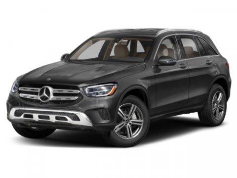 new 2021 Mercedes-Benz GLC car, priced at $49,605