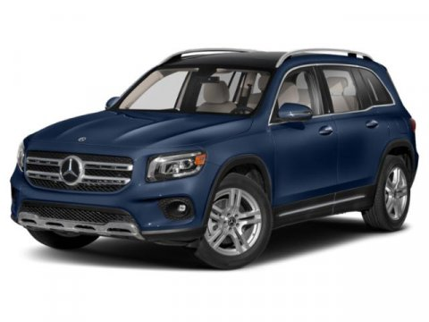 new 2021 Mercedes-Benz GLB car, priced at $44,395