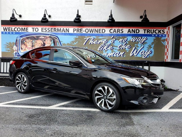 used 2017 Acura ILX car, priced at $20,900
