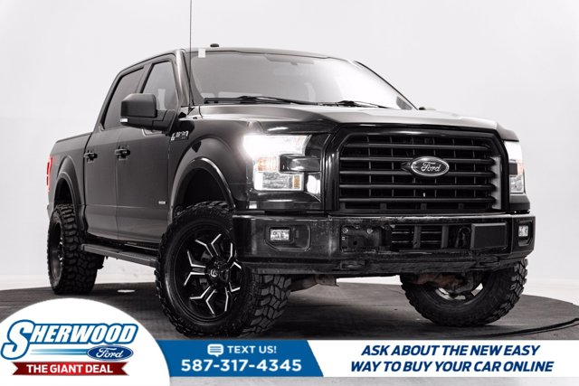 used 2017 Ford F-150 car, priced at $35,000