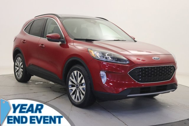 new 2020 Ford Escape car, priced at $42,949