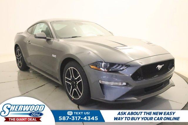 new 2021 Ford Mustang car, priced at $44,579