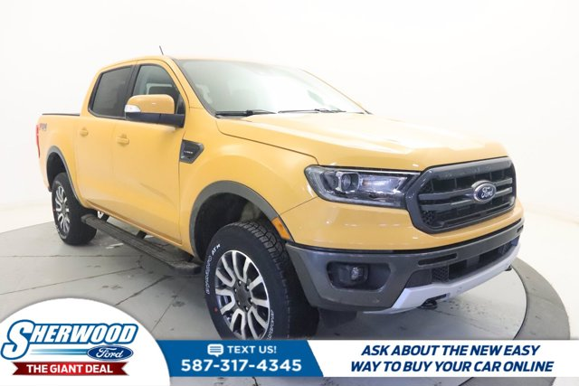 new 2021 Ford Ranger car, priced at $53,153