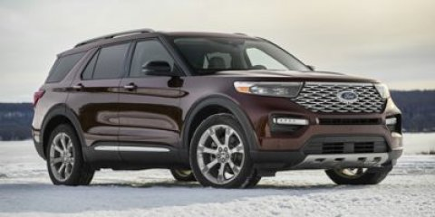 new 2021 Ford Explorer car, priced at $58,449