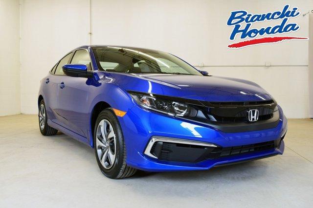 new 2021 Honda Civic Sedan car, priced at $22,005