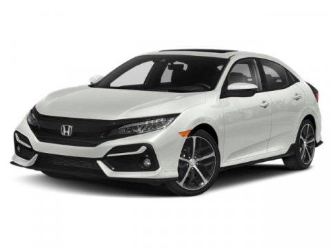 new 2021 Honda Civic Hatchback car, priced at $30,550