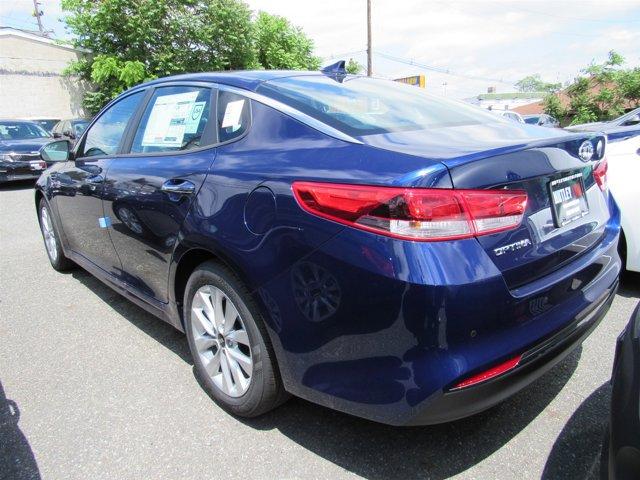 new 2018 Kia Optima car