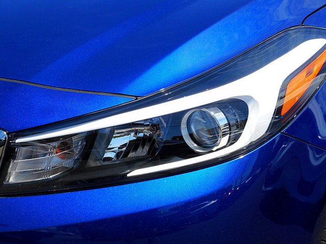 new 2018 Kia Forte car