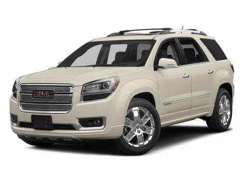 used 2014 GMC Acadia car, priced at $18,495