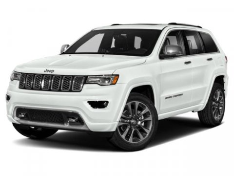new 2021 Jeep Grand Cherokee car, priced at $54,380