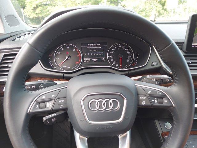 used 2018 Audi Q5 car, priced at $32,099