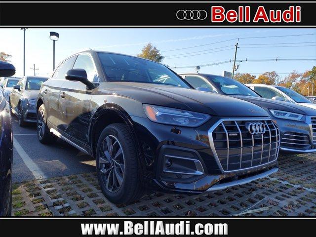new 2021 Audi Q5 car, priced at $52,090