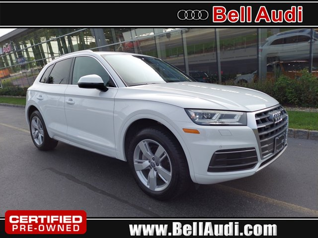 used 2018 Audi Q5 car, priced at $35,199
