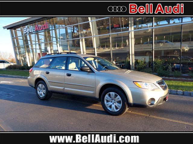 used 2008 Subaru Outback car, priced at $7,199
