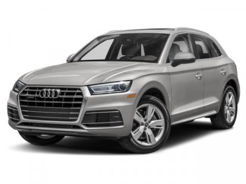 new 2020 Audi Q5 car, priced at $51,245