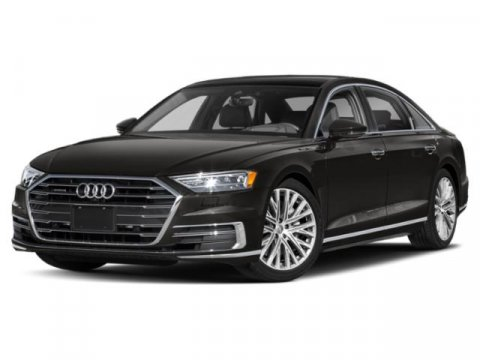 new 2021 Audi A8 L car, priced at $110,950