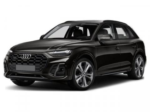 new 2021 Audi Q5 car, priced at $54,490