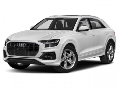 new 2021 Audi Q8 car, priced at $78,160