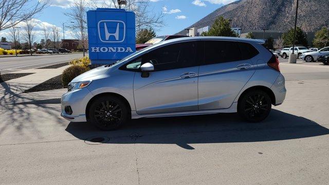 new 2020 Honda Fit car, priced at $19,355