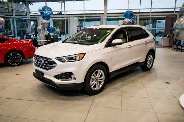 new 2019 Ford Edge car, priced at $41,839