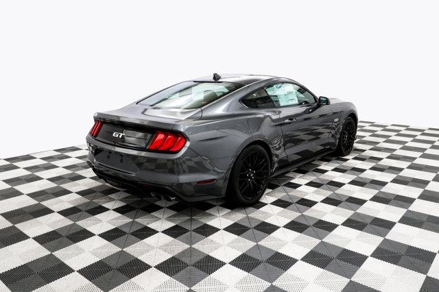 new 2021 Ford Mustang car, priced at $59,160