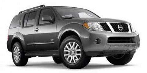 used 2009 Nissan Pathfinder car