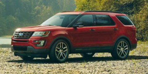 used 2017 Ford Explorer car