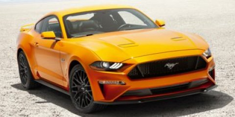 used 2019 Ford Mustang car