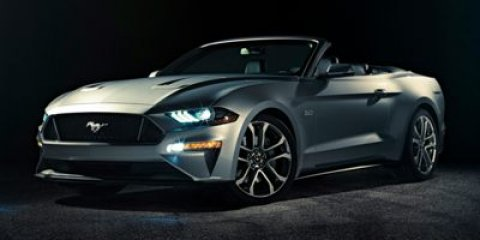 used 2020 Ford Mustang car