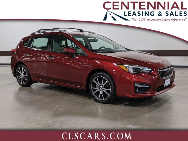 used 2017 Subaru Impreza car, priced at $20,193