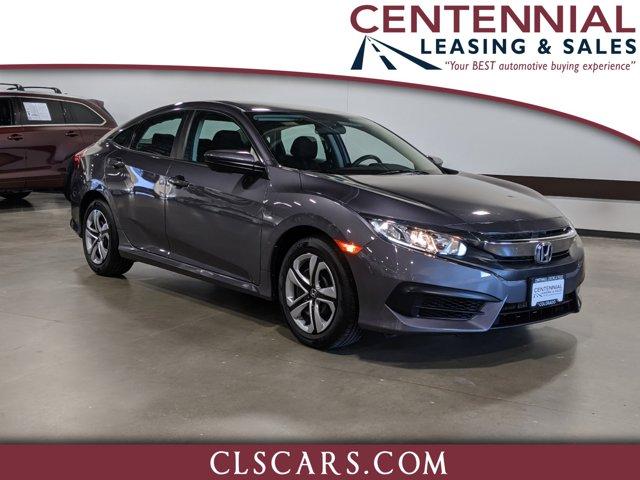used 2018 Honda Civic Sedan car, priced at $16,880