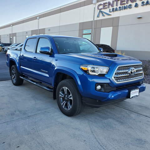 used 2017 Toyota Tacoma car, priced at $32,880